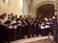 photo des Choeurs de Paris Lacryma Voce chorale à Paris 13